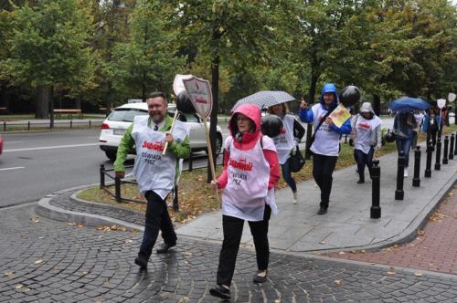 05 protest 15IX 2018 Warszawa