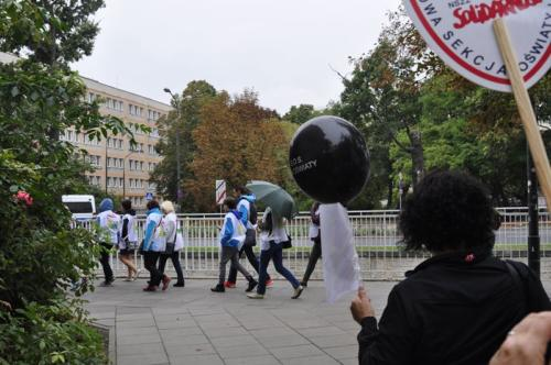 09 protest 15IX 2018 Warszawa