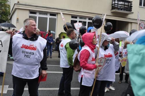 16 protest 15IX 2018 Warszawa