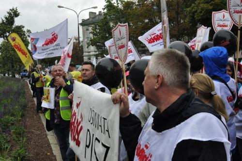 28 protest 15IX 2018 Warszawa