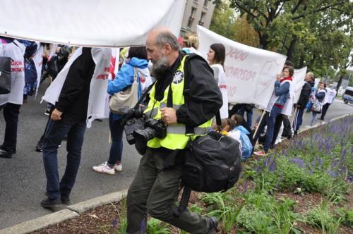 30 protest 15IX 2018 Warszawa