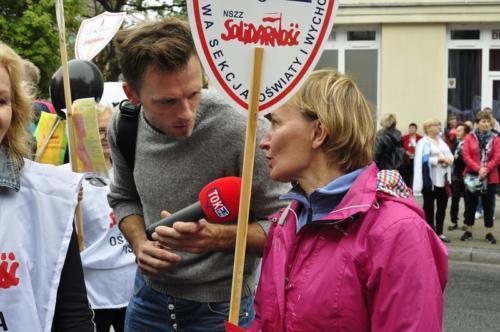 31 protest 15IX 2018 Warszawa