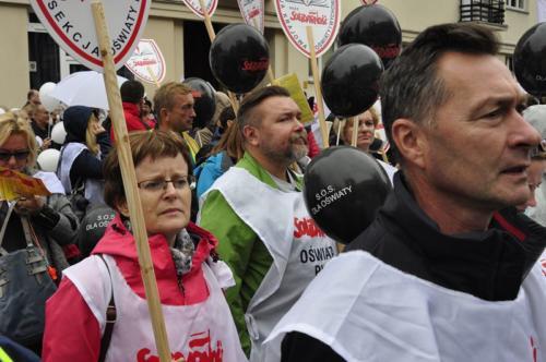 32 protest 15IX 2018 Warszawa