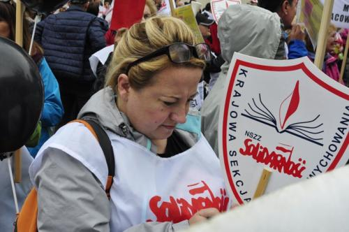 33 protest 15IX 2018 Warszawa