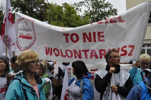 38 protest 15IX 2018 Warszawa