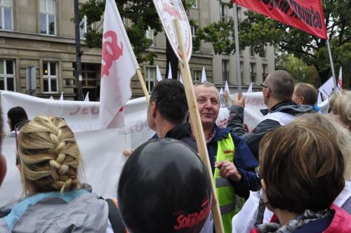 41 protest 15IX 2018 Warszawa