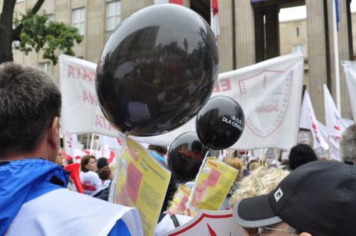 43 protest 15IX 2018 Warszawa