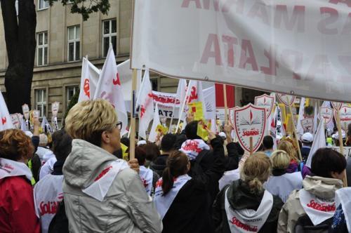 58 protest 15IX 2018 Warszawa
