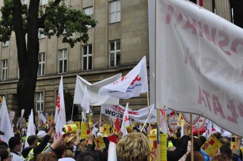 63 protest 15IX 2018 Warszawa