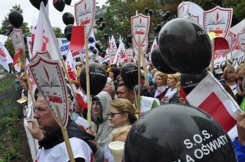 67 protest 15IX 2018 Warszawa