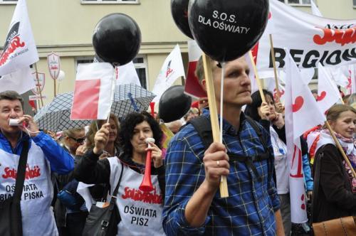 70 protest 15IX 2018 Warszawa