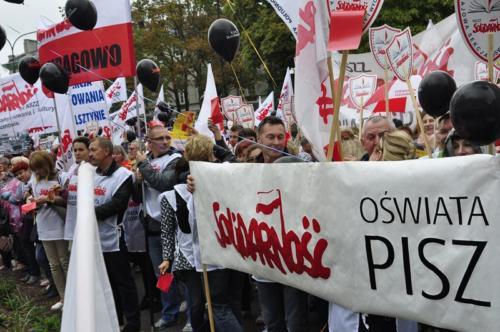 71 protest 15IX 2018 Warszawa