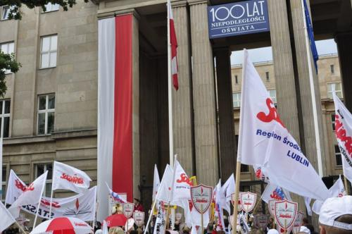 89 protest 15IX 2018 Warszawa