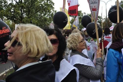 91 protest 15IX 2018 Warszawa