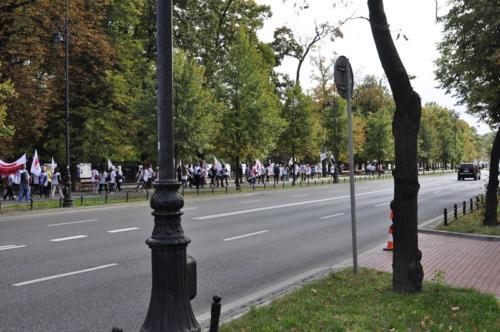 93 protest 15IX 2018 Warszawa