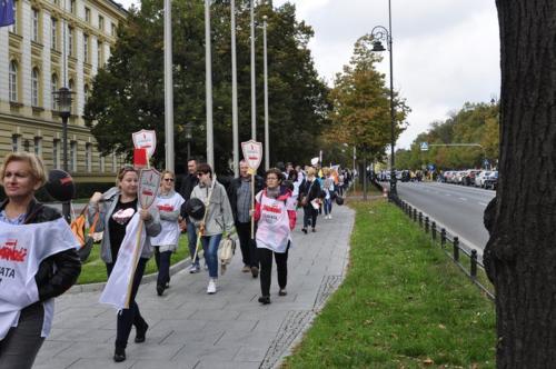 94 protest 15IX 2018 Warszawa